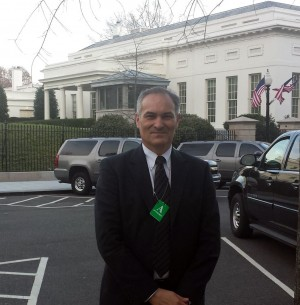Executive Director Bruce Baikie in Washington D.C.